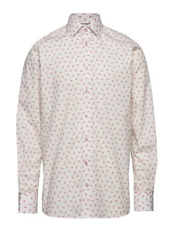 Eton Ice Cream Flamingo Shirt Vaaleanpunainen