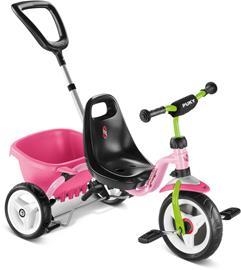 Puky CAT 1S Lapset lasten polkupyörät , vaaleanpunainen