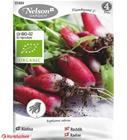 Nelson Organic Flamboyant 2 porkkana siemen