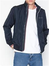Tommy Hilfiger Nylon Harrington Bomber Takit Sky Captain
