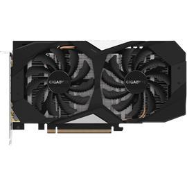 Gigabyte GeForce GTX 1660 Ti OC 6 GB, PCI-E, näytönohjain
