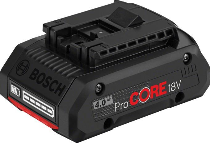 Bosch ProCORE18V 4,0Ah Professional (1600A016GB), työkaluakku