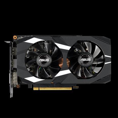 ASUS GeForce GTX 1660 Ti Dual OC 6 GB, PCI-E, näytönohjain