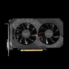 ASUS GeForce GTX 1660 Ti TUF3 Gaming OC 6 GB, PCI-E, näytönohjain