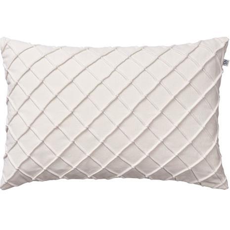 Chhatwal & Jonsson Deva Cushion Cover 40x60 cm, Ivory