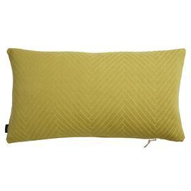 OYOY Fluffy Herringbone Tyyny 40x70cm, Bamboo Yellow