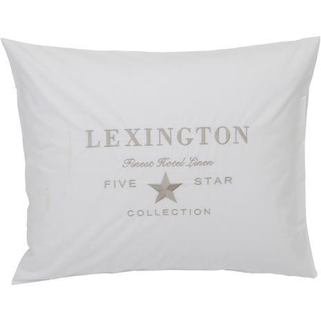 Lexington Hotel Embroidery, tyynyliina 50 x 60 cm