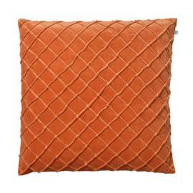 Chhatwal & Jonsson Deva Velvet Tyynynpäällinen 50x50cm, Oranssi