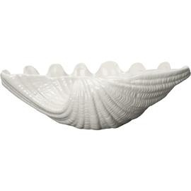 By On Shell Bowl 33x10 cm, White