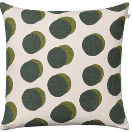 Chhatwal & Jonsson Ashima Cushion Cover 50x50 cm, Green/Cactus Green