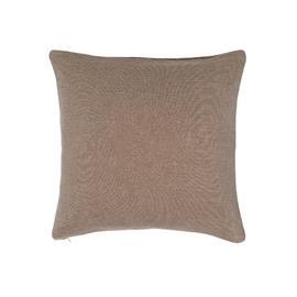 Simply Scandinavian Solid Star Knit Tyyny 50x50cm, Truffle Beige