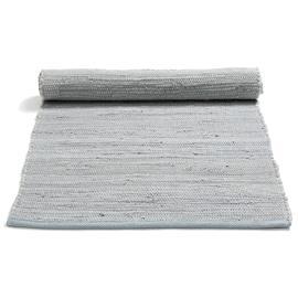 Rug Solid Cotton Matto Reuna 75x300, Harmaa