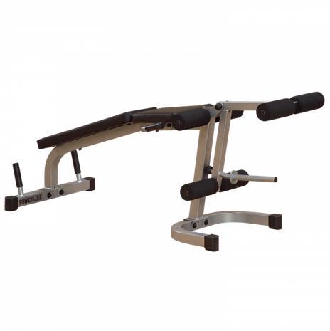 Body-Solid Powerline, polven ojennus- ja koukistuslaite