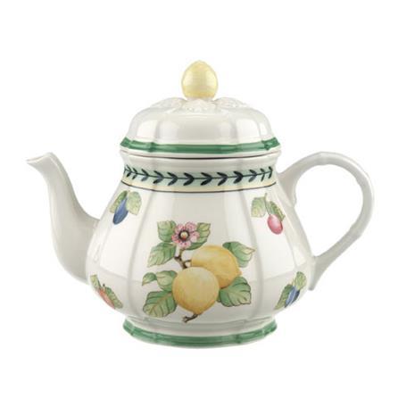 Villeroy & Boch French Garden Fleurence Teekannu 6 henk., 1,00l