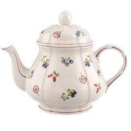 Villeroy & Boch Petite Fleur Teekannu 6 henk., 1,00l