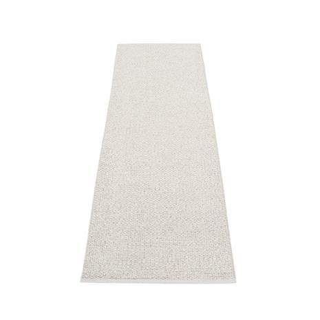 Pappelina Svea Matto 70x320 cm, Fossil Grey/Stone Metallic