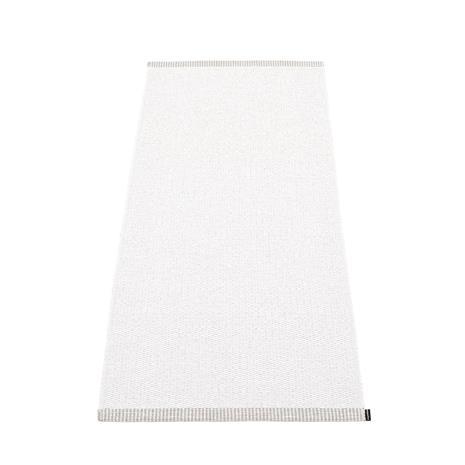 Pappelina Mono Matto 60x250cm, Valkoinen