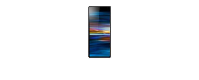 Sony Xperia 10, puhelin
