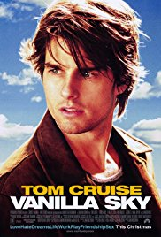 Vanilla Sky (2001, Blu-Ray), elokuva