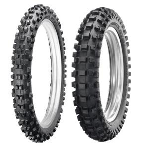 Dunlop Geomax AT 81 ( 110/90-19 RF TT 62M takapyörä, M/C ) Moottoripyörän renkaat