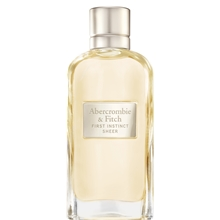 Abercrombie & Fitch First Instinct Sheer - EdP 30 ml