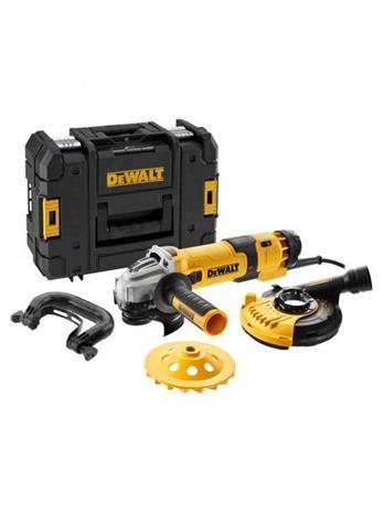 DeWalt DWE4257KT-QS 1500W 125mm, kulmahiomakone