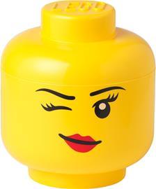 LEGO Säilytyslaatikko Silmänisku S, Keltainen