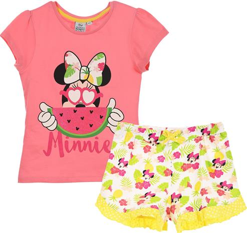 Disney Minni Hiiri Pyjama, Vaaleanpunainen 3 vuotta
