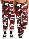 Rothco BDU Pants red camo Miehet