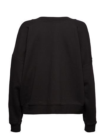Calvin Klein L/S Sweatshirt Musta