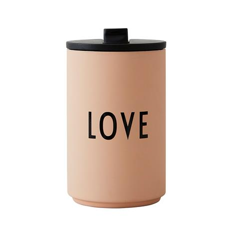 Design Letters Thermo Cup, Love