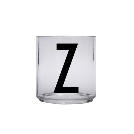 Design Letters Kids Personal Drinking Glass, Z