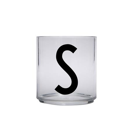 Design Letters Kids Personal Drinking Glass, S