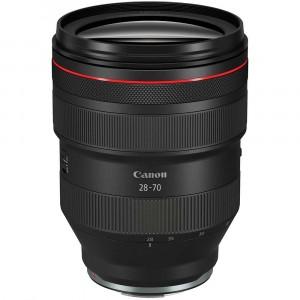 Canon RF 28-70mm F2L USM, objektiivi