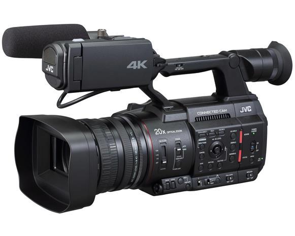 JVC GY-HC500E, videokamera