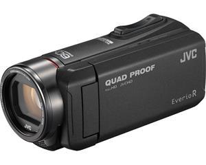 JVC GZ-R405BEU, videokamera