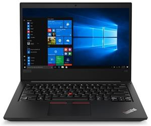 """Lenovo ThinkPad E485 20KU000NMX (Ryzen 5 2500U, 8 GB, 256 GB SSD, 14"""", Win 10 Pro), kannettava tietokone"""