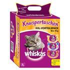 Whiskas Temptations XXL -lajitelma - 18 x 72 g