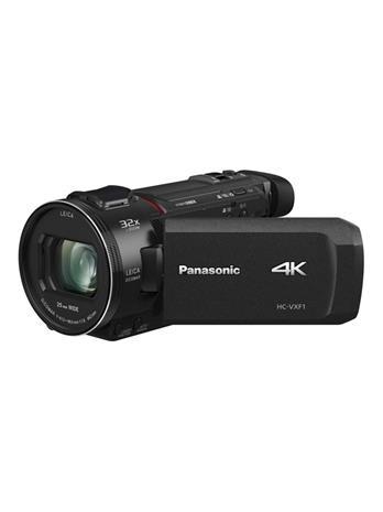 Panasonic HC-VXF1, videokamera