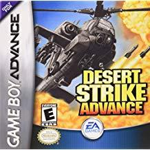 Desert Strike, GBA -peli