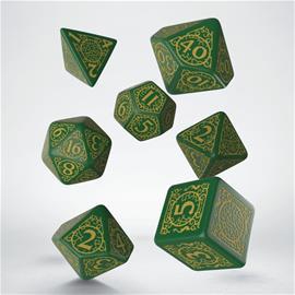 Dice set - Pathfinder Jade Regent (SPAT44) - Lautapeli