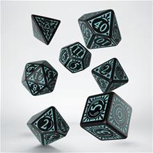 Dice set - Pathfinder Iron Gods (SPAT67) - Lautapeli
