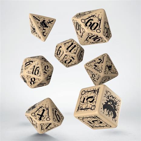 Dice set - Pathfinder Council of Thieves (SPAT65) - Lautapeli