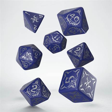 Dice set - Pathfinder Second Darkness (SPAT24) - Lautapeli