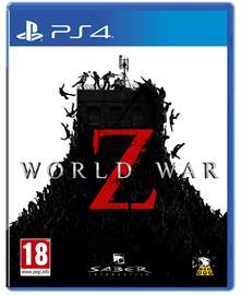 World War Z, PS4 -peli