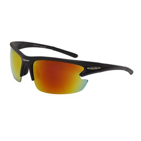 Aurinkolasit XSport - Musta/Kulta