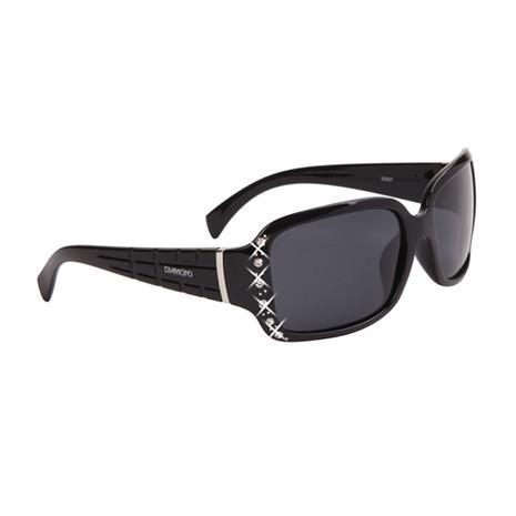 Aurinkolasit Diamond EyeWear - Musta