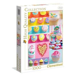 1000 pcs. High Color Collection SWEET DONUTS