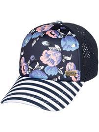 Roxy Waves Machine Cap dress blues full flowers Naiset