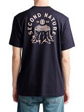 Element Stump T-Shirt eclipse navy Miehet